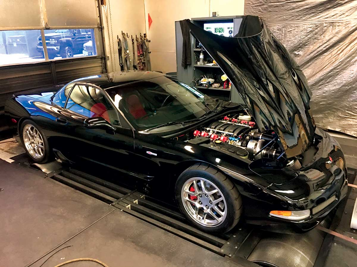 Dyno Testing Tuning - Street to Sand Offroad & Performance