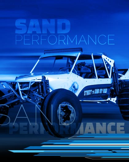 Sand Performance - Street to Sand Offroad & Performance