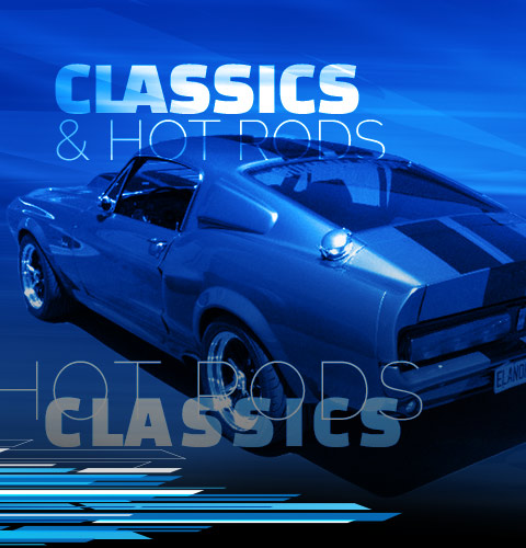 Classics and Hot Rods- Street to Sand Offroad & Performance